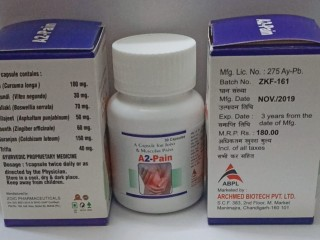 A2- PAIN ( A CAPSULE FOR JOINT & MUSCULOR PAIN)