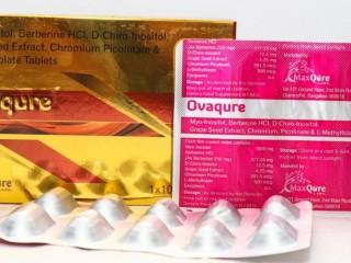 Myo-Inositol 1000 Mg+ Berberine Hci 277.25 Mg+DChiro-Inositol 12.5 Mg+Grape Seed Extract 4.25 Mg+Chromium Picolinate 201.5 Mcg+L-Methylfolate 500 Mcg
