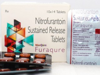 Nitrofurantion IP 100 mg SR Tablets