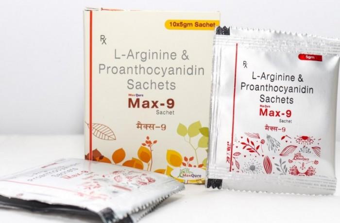 L-Arginine IP 3 gm+ Proanthocyanidin 75 mg 1