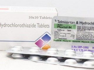 Telmisartan IP 40Mg+Hydrochlorothiazide IP 12.5Mg