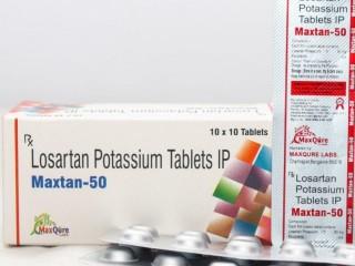 Losartan Potassium IP 50 Mg