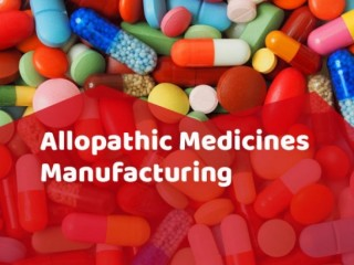 THIRD PARTY MANUFACTURING FOR PHARMA PRODUCTS
