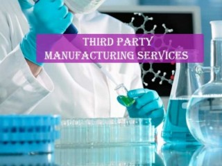 TOP THIRD PARTY MANUFACTURE IN INDIA