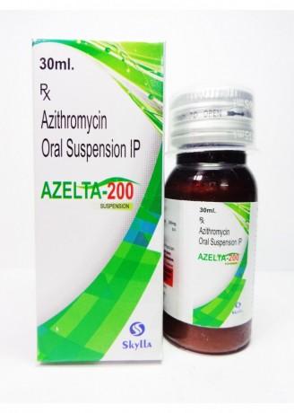 Azithromycin Oral Suspension IP 1