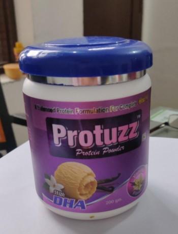 Protuzz Protein Powder 3
