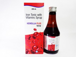 Iron Tonic with Vitamins syrups