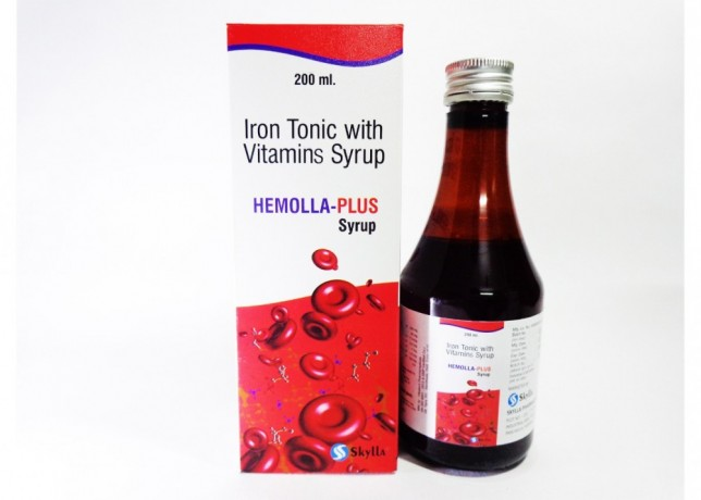 Iron Tonic with Vitamins syrups 1