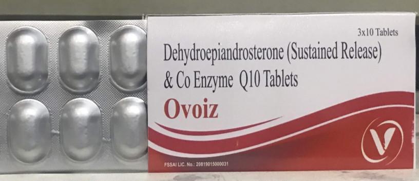 DHEA 75 MG (SR)+Coenzyme Q10 75mg sr 1