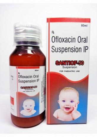 Ofloxacin oral Suspension IP 1