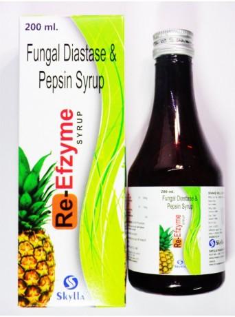 FungalDiastase & Pepsin Syrup 1