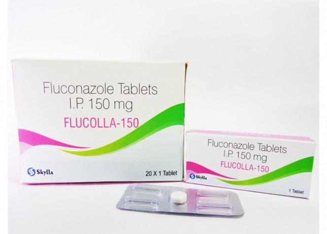 Fluconazole Tablets I.P. 150mg 1