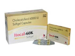 CHOLECALCIFEROL 60,000 I.U TAB