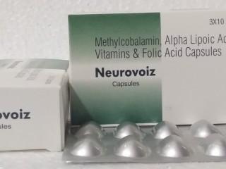 Methylcobalamine 1500 mcg + Ala 100 mg + Pyridoxin 3 mg + Folic Acid 1.5 mg