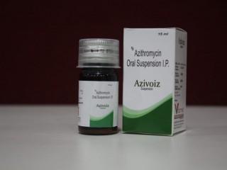 Azithromycin 200mg sus