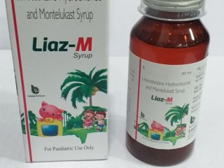 LEVOCETIRIZINE HYDROCHLORIDE & MONTELUKAST SUSP