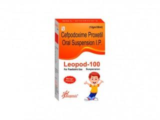 LEOPOD-100 DRY SYRUP