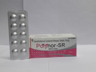 Norethisterone 10 mg Sustained Released AT BEST RATE