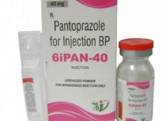 6iPAN 40 ( Inj Pantoprazole 40mg )