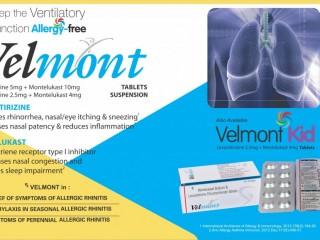 Levocetirizine 5 mg + Montelukast 10 mg