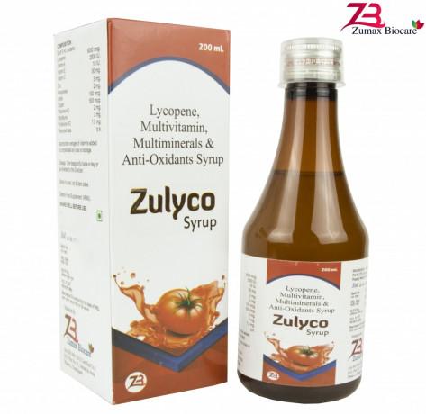 Lycopene Multivitamin Multimineral & Antioxidants Suspension 1