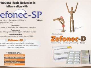 Diclo Potassium 50 mg + Paracetamol 325 mg + Serratiopeptidase 10 mg