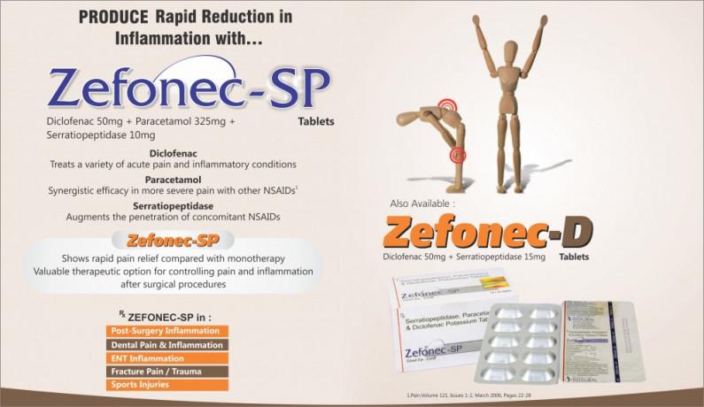 Diclo Potassium 50 mg + Paracetamol 325 mg + Serratiopeptidase 10 mg 1
