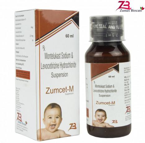 Levocetirizine 2.5 mg Montelukast 4 mg 1