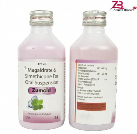 Magaldrate & Simethicone 1