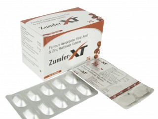 Ferrous Ascorbate 100 mg Folic Acid 1.5 mg