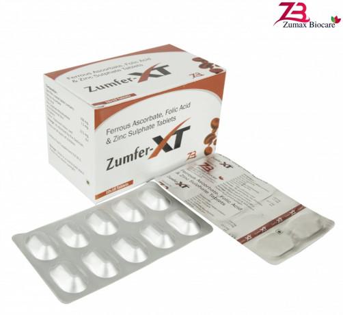 Ferrous Ascorbate 100 mg Folic Acid 1.5 mg 1