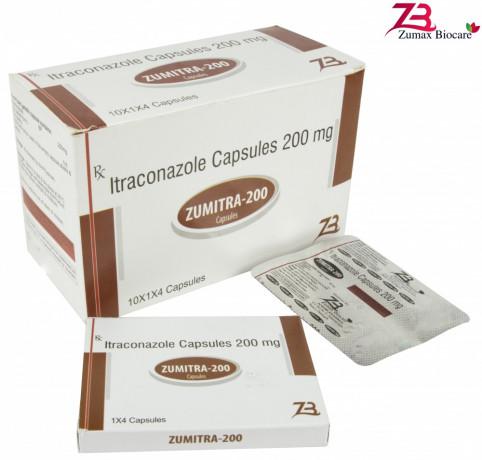 Itraconazole 200 mg 1
