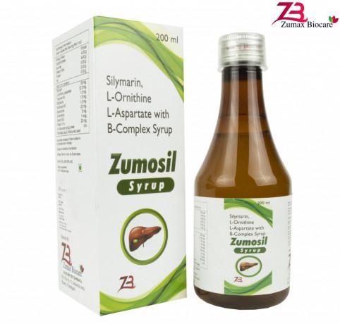 B Complex Syrup with Silymarin 1