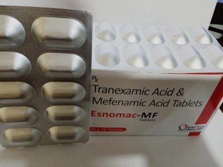 Tranexamic acid & mefenamic acid 250 mg