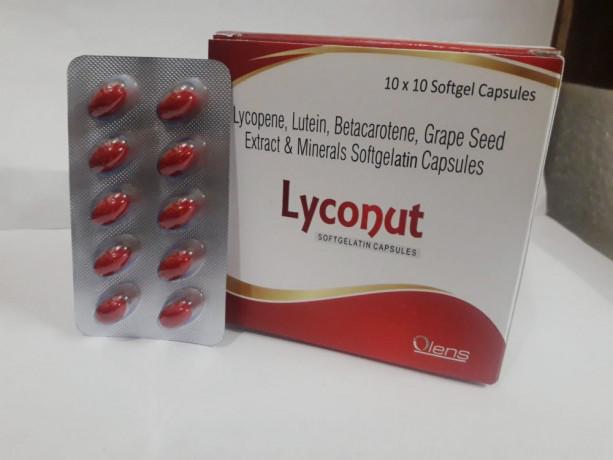 Lycopene 5000 MCG + Lutein + Grape Seed Extract + Vitamins + Folic Acid & Selenium 1