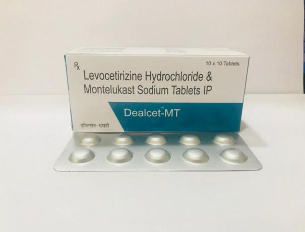 Levocetrizine 5mg Montelukast 10mg Tablet 1
