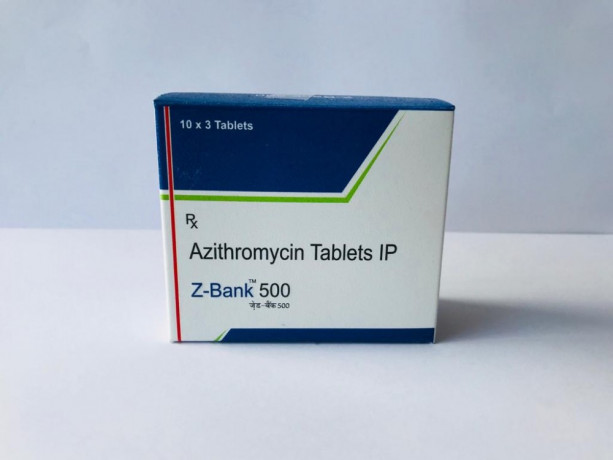 Azithromycin 500 Tablet 1