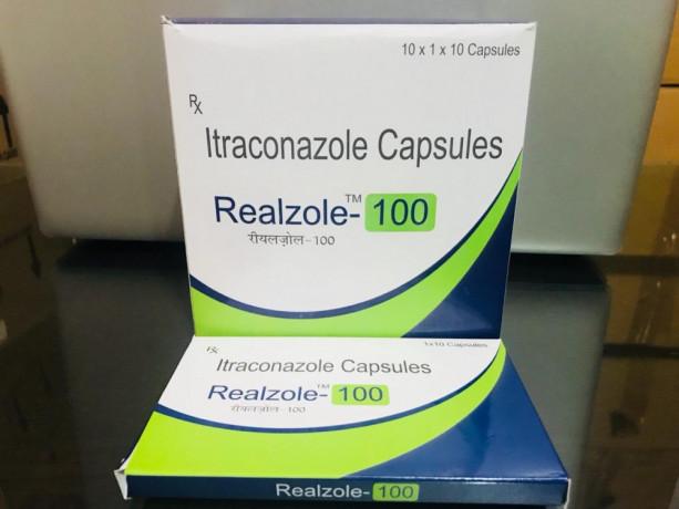 ITRACONAZOLE-100 Capsules 1