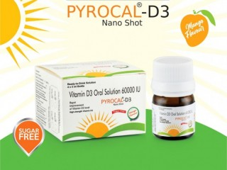 PYROCAL Vitamin D3 shots