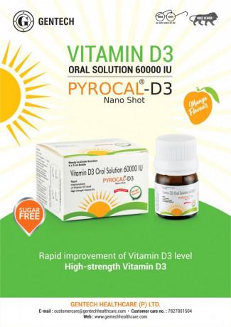 PYROCAL Vitamin D3 shots 2