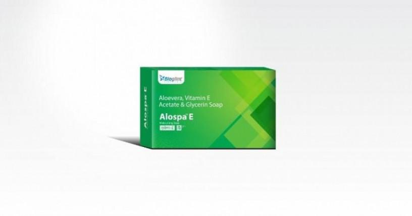 Aloe Vera + Vit E + Glycerin Soap (Moisturizing Soap) 1