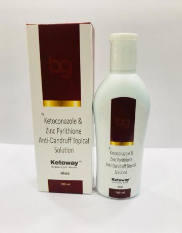 Ketoconazole Shampoo 1