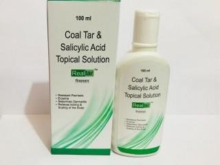 Coal Tar & Salicylic Acid Lotion
