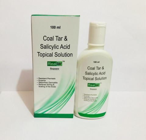 Coal Tar & Salicylic Acid Lotion 1