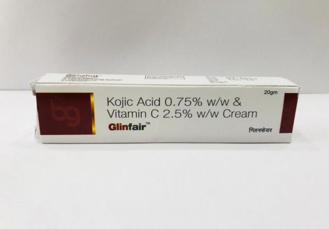 Kojic Acid + Vit. C 1