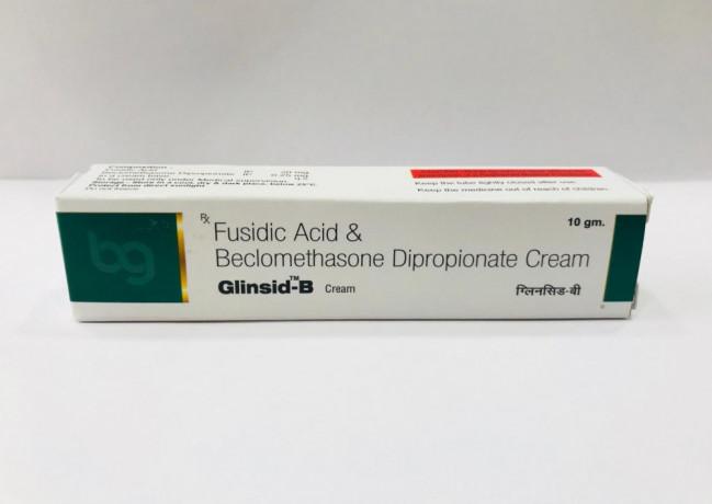 Fusidic Acid + Beclometasone 1